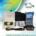 2015 nueva OTDR VOK500B 120 km 28 / 26dB envío gratis