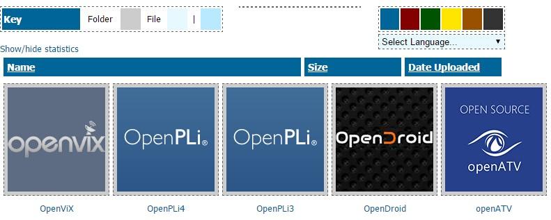 Zgemma Openatv Image