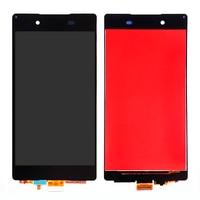 Digitizer מסך מגע LCD חדש להחליף עבור Sony Xperia Z3 +/Z4 E6553/E6533 משלוח חינם
