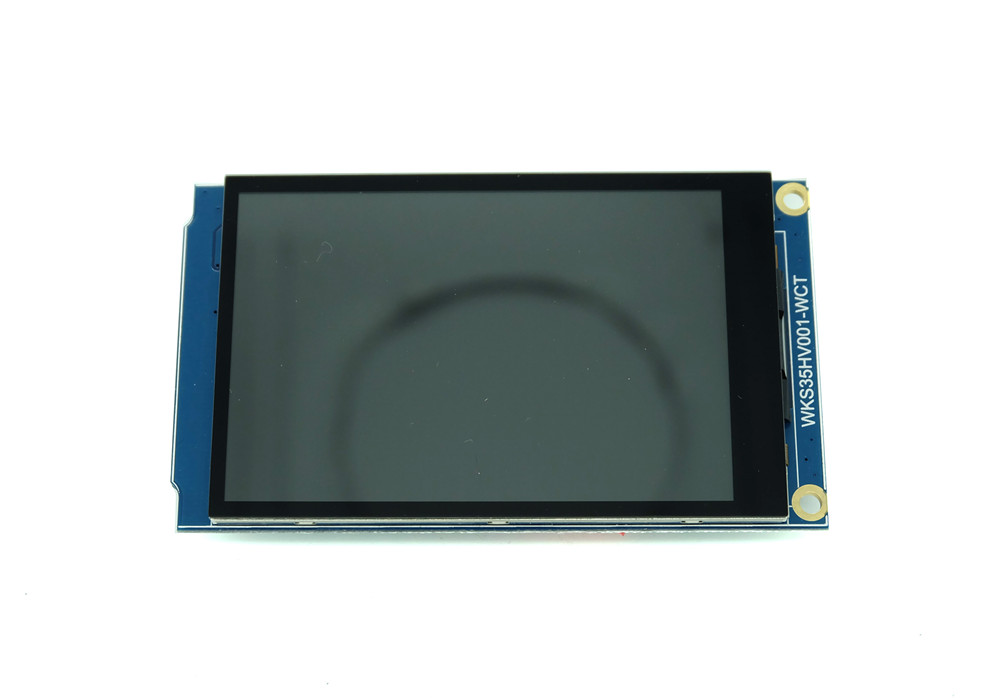 New 3.5 Inch TFT LCD Display Module With Capacitive Touch Panel Screen 320x480 For STM32
