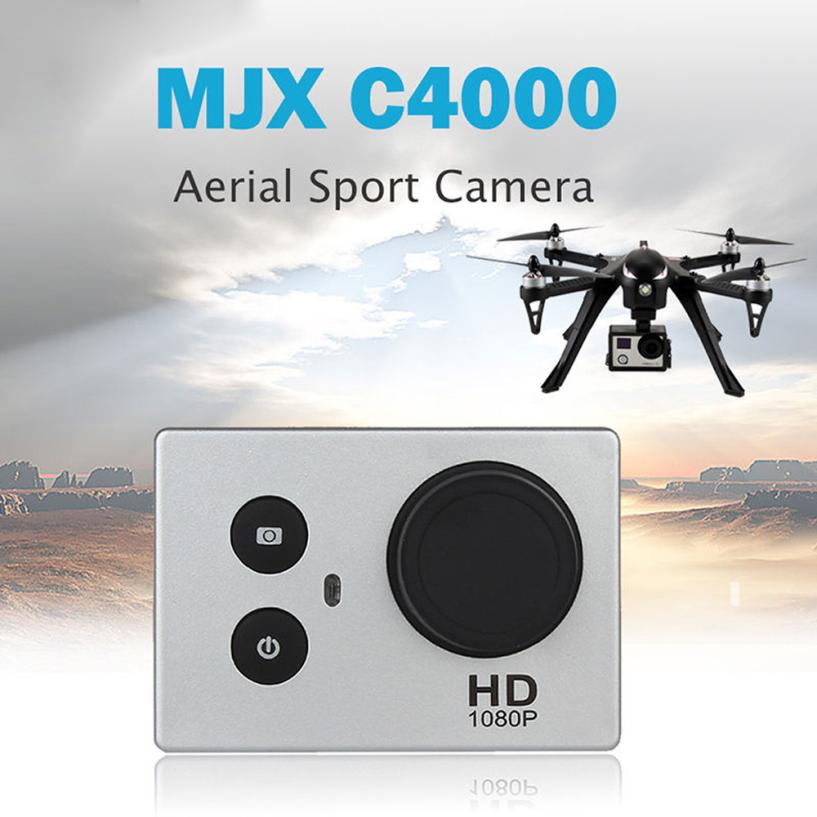 C4000 Aerial Sport Camera 8MP Cam Full HD For MJX Bugs B3 X102H 3D Roll RC Quadcopter Dropshipping Free Shipping A12 mjx bugs 3 rc quadcopter rtf black