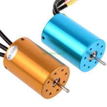 RS540 Brushless Motor KV 3300 Fit RC Speed HPI HSP Redcat HIMOTO Racing 03302 / 107051