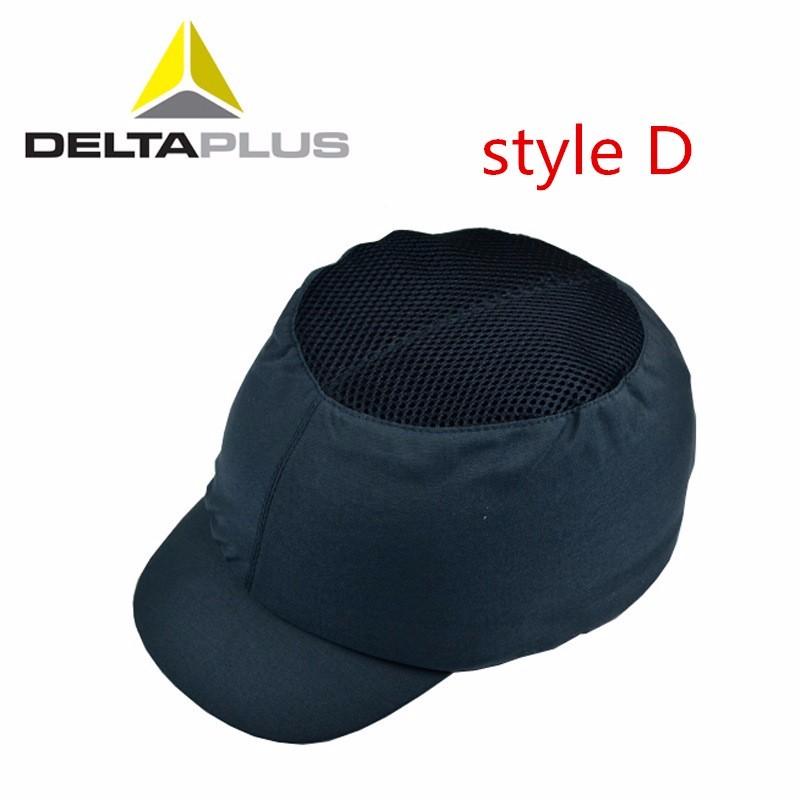 Delta Plus 102010 Coltan Safety Helmet Baseball Cap Hard Hat  (3)