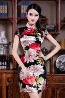 Free Shipping Vestidos Vintage Qipao Dress Cheongsam Oriental Dress Chinese Traditional Clothing