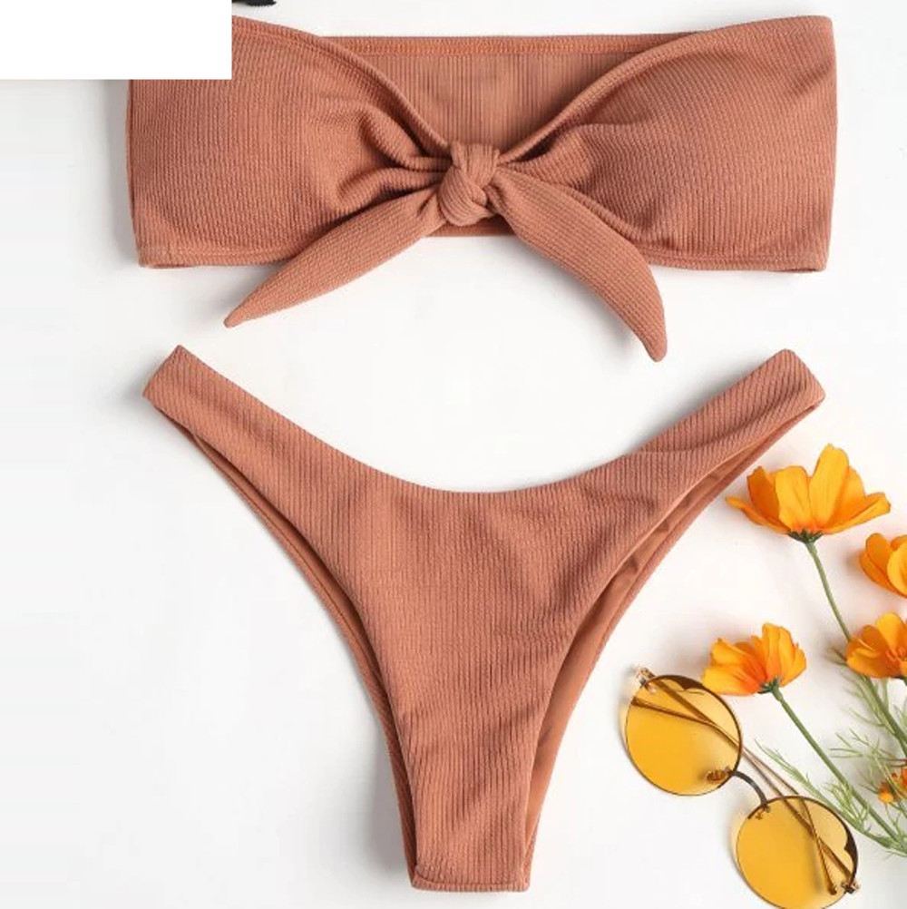 Jaycosin 2019 Summer Women Swimwear Fashion Sexy Jumpsuit Push-up Padded Bra Beach Bikini One Piece 18dce5 Underwear & Sleepwears