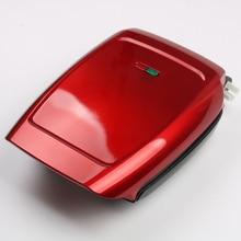 DMWD Двусторонняя многофункциональная Бездымная электрическая сковорода для барбекю, блинница, бытовая сковорода с антипригарным покрытием