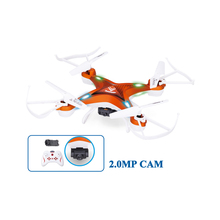 Lishi L6053 Mini Drone  Headless Mode with 2.0MP  Camera Standard Version  2.4GHz 4CH 6-Axis Gyro RTF RC Quadrocopter As Kid Toy
