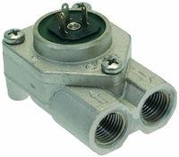 BEZZERA Volumetrische Flowmeter Gicar 1/4