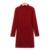 Alta Qualidade Suéter de Cashmere Mulheres Inverno Pullover Camisola De Malha Sólida Top para As Mulheres Outono Feminino Camisola de Grandes Dimensões DR0196