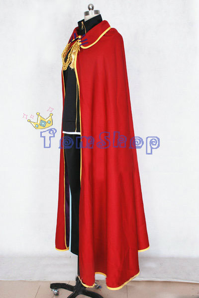 ARAGOTO Bishamon Women Cosplay Costumes Long Jacket Uniform Outfit Set Cloak New