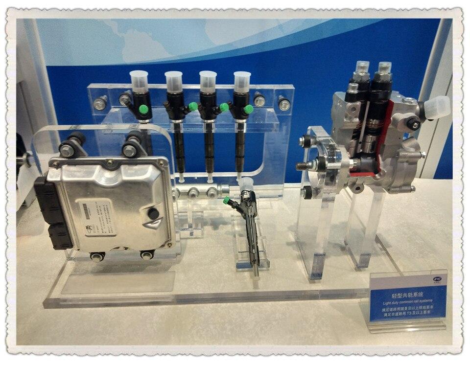 Peças e controles de injeção de combustível