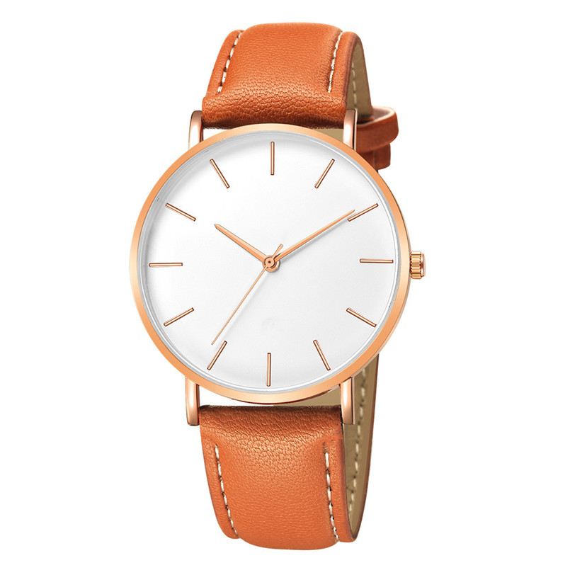 Geneva Fashion Men Date Alloy Case Synthetic Leather Analog Quartz Sport Watch Reloj Hombre Acero Inoxidable  Montre Homme Cuir