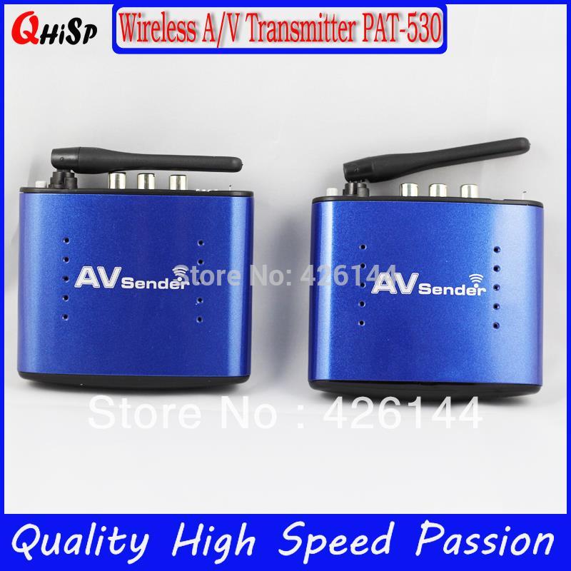 ФОТО 2016 Sale Rtl Sdr Sdr Pat-530 5.8g Wireless Av Tv For Audio Video Sender Transmitter Receiver IR Remote