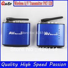 2016 Sale Rtl Sdr Sdr Pat-530 5.8g Wireless Av Tv For Audio Video Sender Transmitter Receiver IR Remote