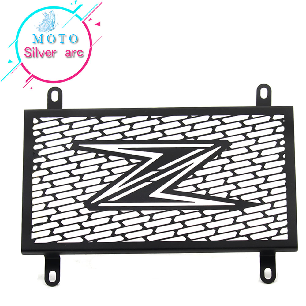 For Kawasaki Z300 Z250 2013-2016 Compatible ABS) 2013-2016 Stainless Steel Motorcycle Radiator Grille Guard Cover Protector stainless steel motorcycle radiator grille guard cover protector for kawasaki z300 z250 compatible abs 2013 2014 2015 2016