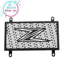 For Kawasaki Z300 Z250 NINJA250 300 Compatible ABS 2013 2016 Stainless Steel Motorcycle Radiator Grille Guard