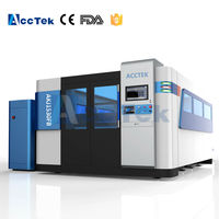 Big power 1530 1000W 2000W 3000W fiber cnc metal laser cutter price, 1000W high precise metal laser cutting machine price