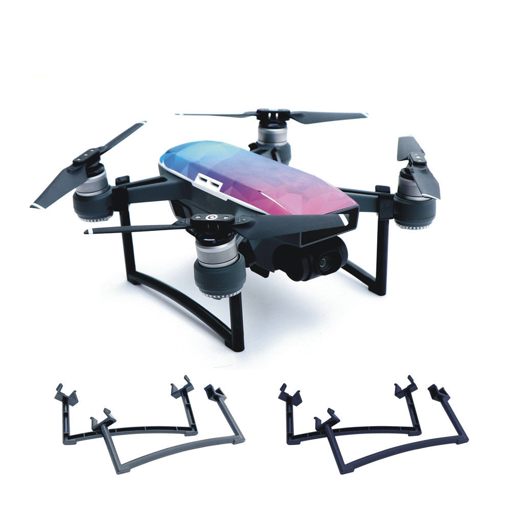 replacement-font-b-drone-b-font-landing-gear-for-font-b-dji-b-font-spark-25cm-heighten-landing-feet-bracket-camera-gimbal-protection-tripod-extensions-legs