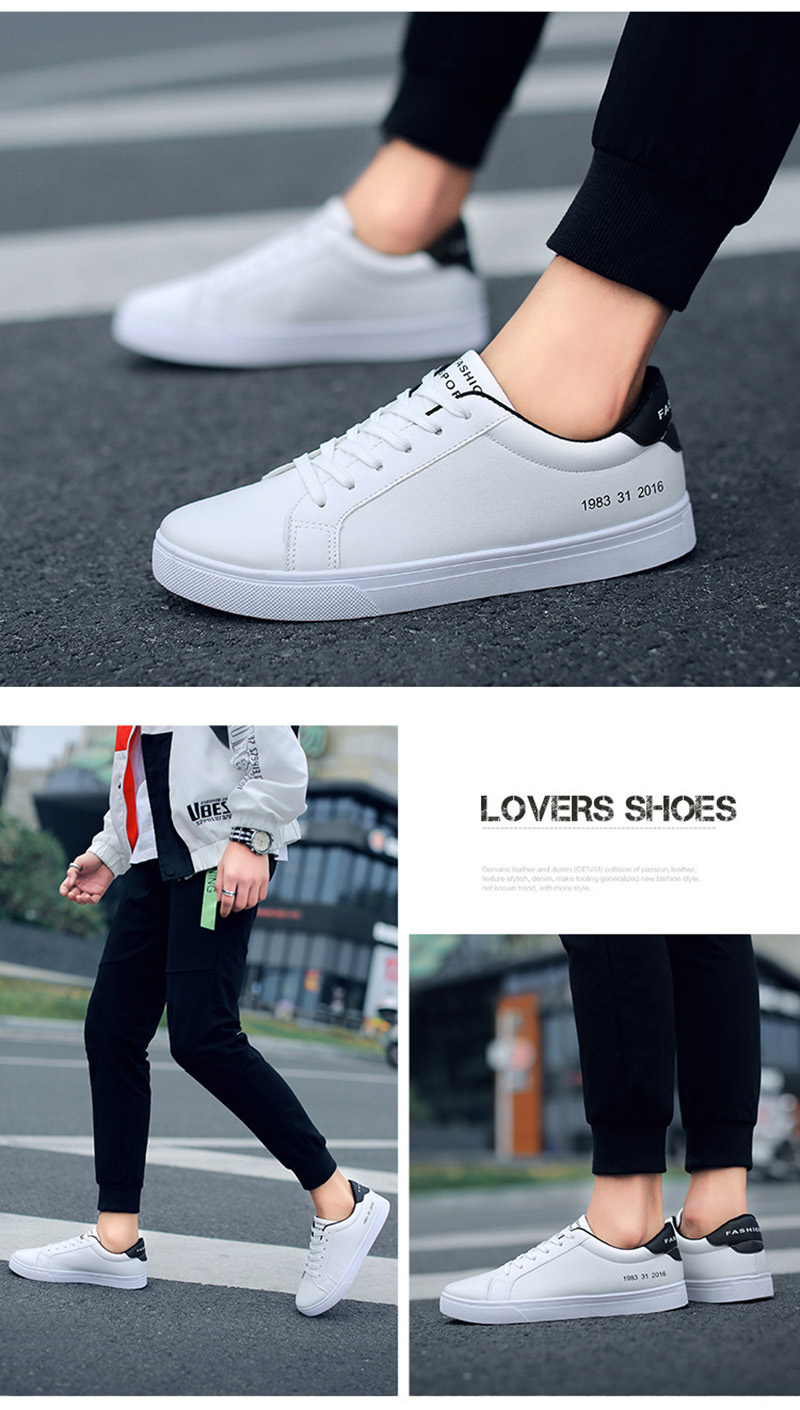 HTB1ZHEEayjrK1RjSsplq6xHmVXaY 2019 Spring White Shoes Men Casual Shoes Male Sneakers Cool Street Men Shoes Brand Man Footwear KA793