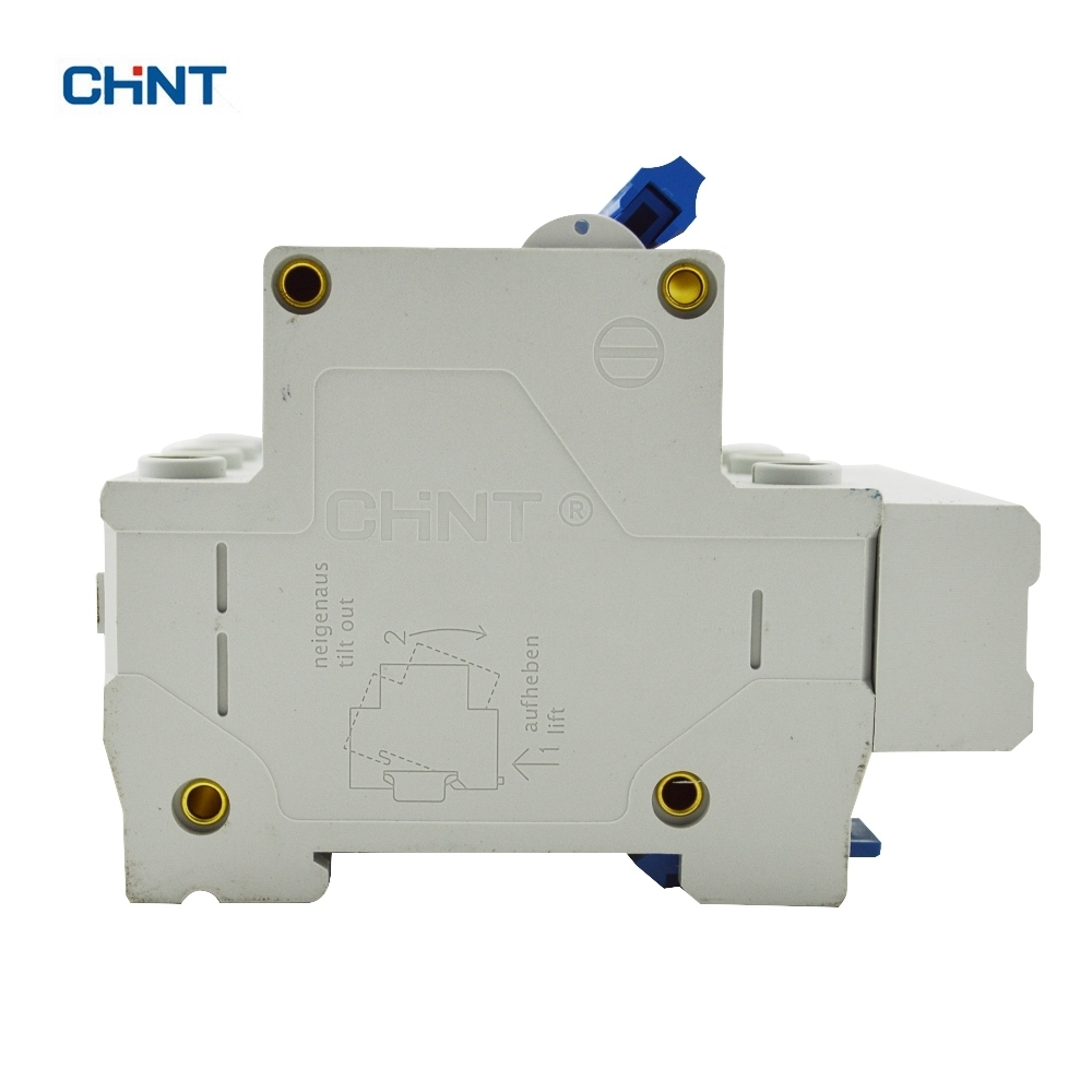 chint earth leakage circuit breaker 10a dz47le 32 3p n c10 in circuit breakers from home improvement on aliexpress com alibaba group [ 1000 x 1000 Pixel ]
