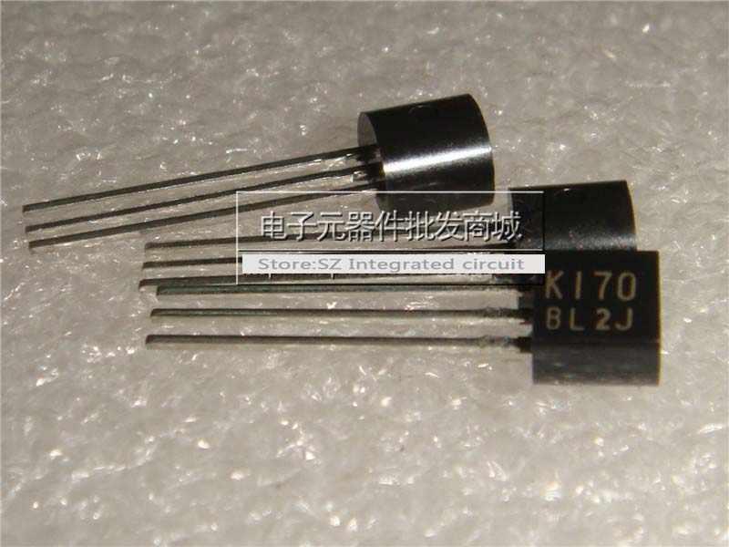 10 шт./лот 2SK170-BL 2SK170BL 2SK170 K170 K170BL К-92 новый оригинальный