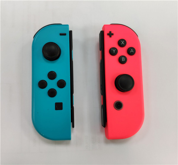 Original Refurbished Blue L Left and Red R Right Joy-Con Controller For NS Switch Joycon Gamepad Joystick