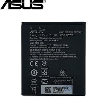 ASUS 100 oryginalny 2660mAh B11P1602 bateria do ASUS Zenfone Go 5 ZB500KL X00AD X00ADC X00ADA telefon najnowsza produkcja baterii tanie i dobre opinie nemko BSMI WEEE MSDS SASO MEPS ROHS 2201 mAh-2800 mAh For ASUS Zenfone Go 5 ZB500 KL X00AD X00AD C X00AD A Li-ion Polymer Removable battery