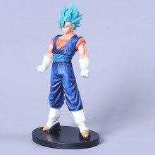 Dragon Ball Goku Action Character Super Saiyan DXF Beijit Bejita Caroline PVC Model Toys Gifts With Original Box