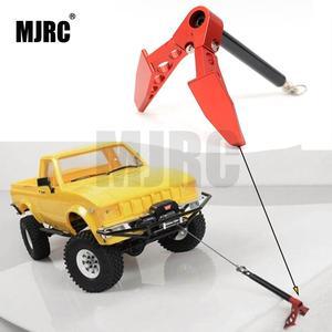 Металлический трейлер Anchor Rescue Hook земной анкер для 1/10 RC Гусеничный автомобиль Traxxas TRX4 осевой SCX10 90046 RC4WD D90 D110 VS4-10