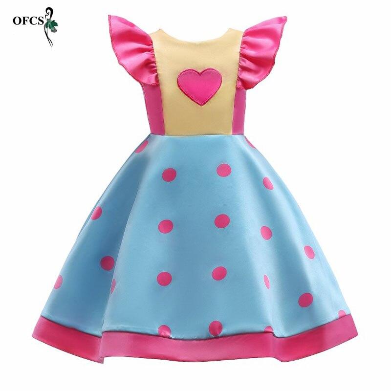 2fe8c2f1679069e Прибытие Лето с оборками детское платье для девочек в цветочек платье с  бантом для Свадебная вечеринка
