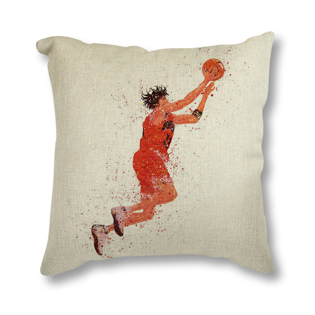Basketball Cushion Cover 6
