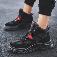 Купить с кэшбэком New Design Sneakers Casual Running Shoes Winter Shoes Autumn Men's Men Shoes High Quality Adult Non-slip Shoes Flag Sneakers