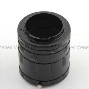 Image 5 - Venes Suit Para Nikon F DSLR Camera Macro Tubo de Extensão D850, D7500, D5600, D3400, D500, d5, D810A, D7200, D5500, D750, D810
