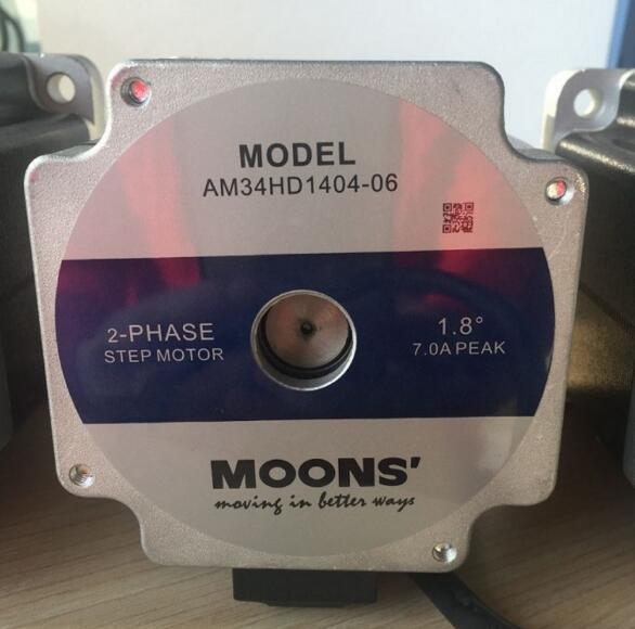 MOONS stepper motor AM24HS5401-10N siv120b 10n