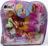 Newest Winx Club Doll colorful girl Action Figures Fairy Bloom Dolls