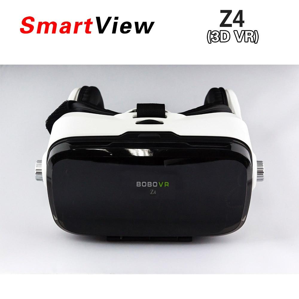 Original BOBOVR Z4 Virtual Reality 3D glasses 120 Degrees FOV font b VR b font Box