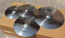 """set: Cymbals hihat+16""""crash+20""""ride Level"""