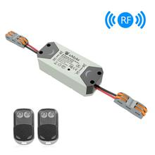 eMylo Smart Switch RF Remote Control Switch AC 90V 220V 1ch 433mhz Wireless Light Switch RF Relay Module Smart Home Appliance 5pcs 13a xe 3 jb 01e switch electric kettle thermostat switch steam medium kitchen appliance parts