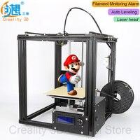 CREALITY 3D Ender 4 Auto Leveling Laser Desktop Large 3D Printer Metal Frame 3D Printer Kit