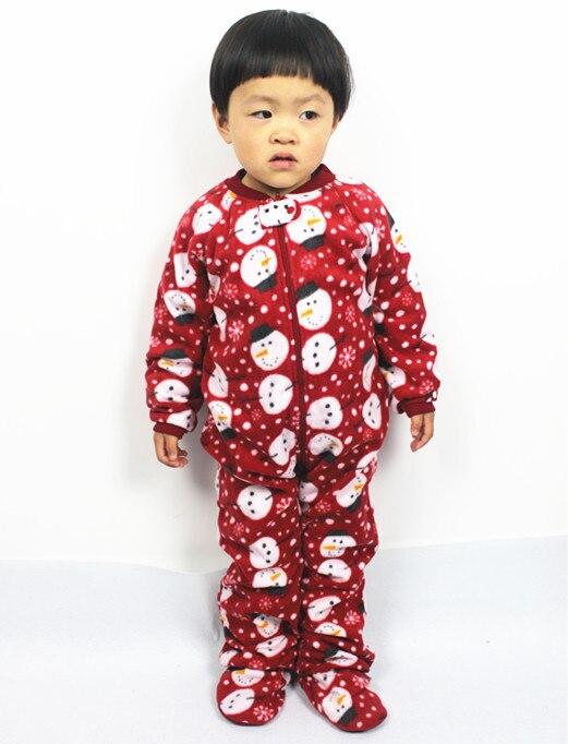 Envío gratis ropa de dormir para niños ropa de dormir de lana - Ropa de ninos - foto 2