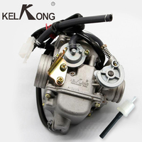 KELKONG New Carburetor Carb For KEIHIN GY6 125 150cc Scooter ATV Go Kart Scooter Moped Quad