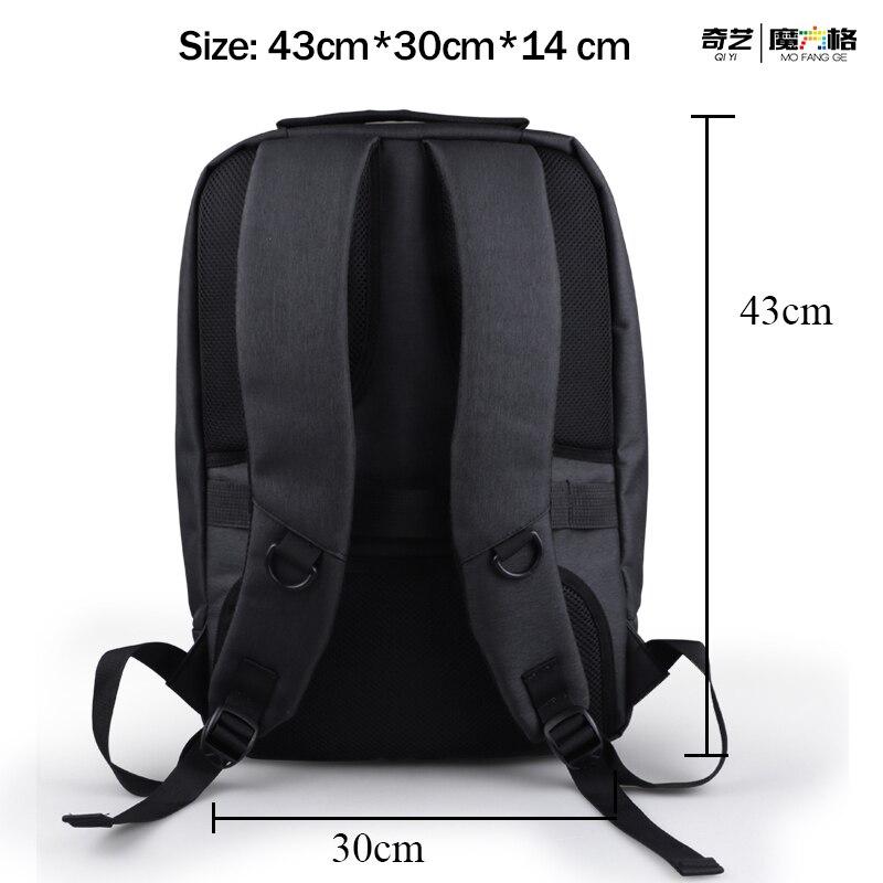 Nouveau Qiyi Mofangge sac à dos sac professionnel pour néo Cube Puzzle 2x2 3x3 4x4 5x5 6x6 7x7 8x8 9x9 10x10 tous jouets jeux sac de voyage - 3