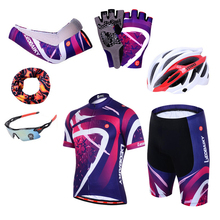 Quick Dry Cycling Jersey Set Men Pro Team 2018 Road Bike Clothing Mtb Wear Bicycle Clothes Women Cycle Short Set Man Skinsuit цена