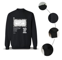 2017 Twenty One Pilots Sweatshirt Men Black Cotton Popular Rock Band Hoodies Men USA Fashion Casual