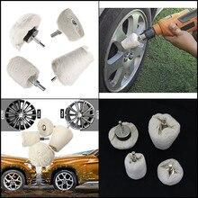 Car Shank Rotary Cleaning Tool Polishing Mop Buffers Polish Pad Buffer Wheel Polisher Motorcycle Accessories