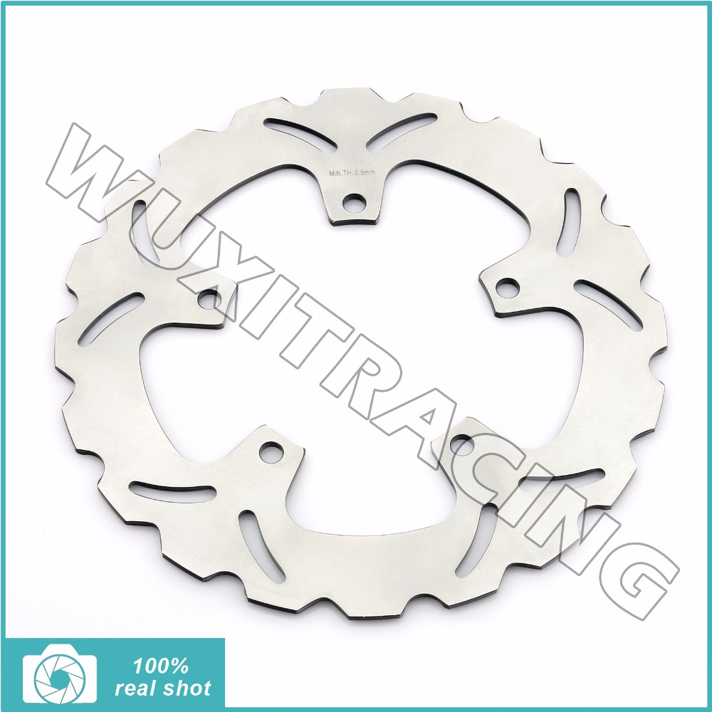 290mm Motorcycle New Front Brake Disc Rotor for KAWASAKI Z 250 300 Z250 Z300 SL ABS 15 16 NINJA 300 / ABS 2013 2014 2015 2016 motorcycle new one piece front brake rotor disc for kawasaki ninja250 2013 2014 2015 [pa402]