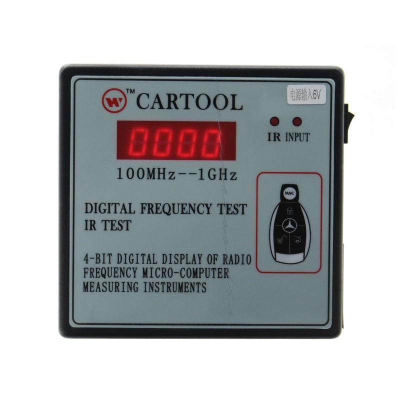 DIGITAL CAR IR TEST REQUENCY (7)