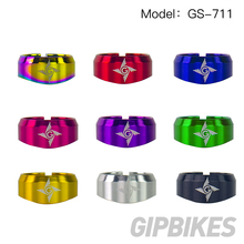 GIPSY GS-711 2018 new Alloy 26.8 mm 12g Bicycle seatposts clamps 9 Color Applicable models S T R I D E R PRO