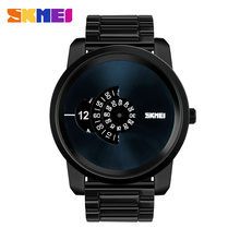 Large Dial New Quartz Watch Men Women Waterproof Fashion Casual Dress Top Brand Luxury SKMEI Relogio Masculino