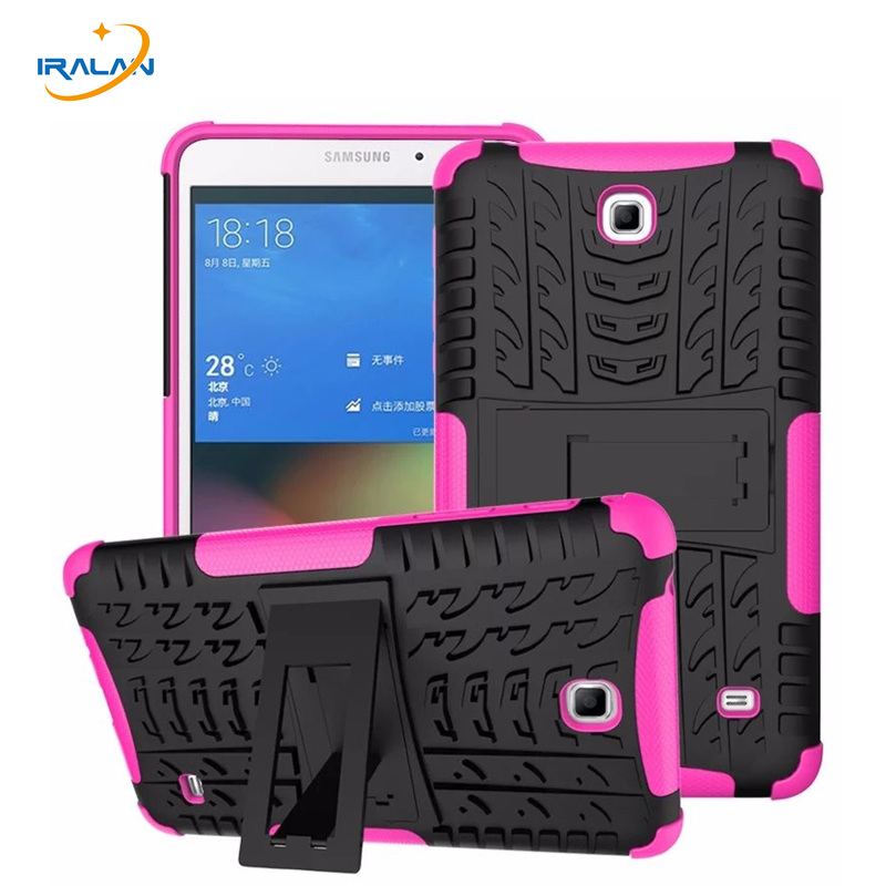 2017 Hot shockproof Heavy Duty case For Samsung Galaxy Tab 4 7.0 SM T230 T235 Rugged Hybrid Tablet Cover+screen film+stylus pen2017 Hot shockproof Heavy Duty case For Samsung Galaxy Tab 4 7.0 SM T230 T235 Rugged Hybrid Tablet Cover+screen film+stylus pen
